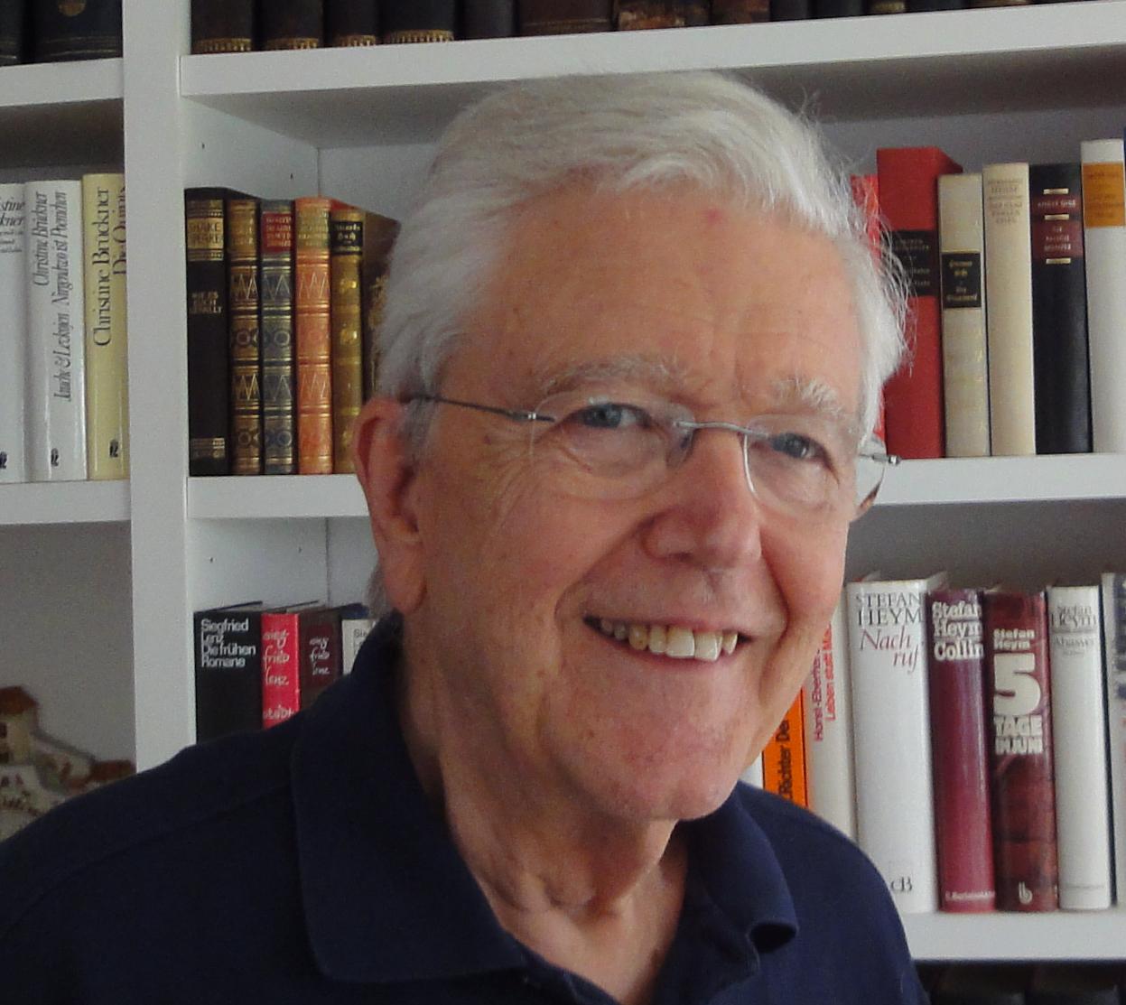 Prof. Dr. Karl Schindler